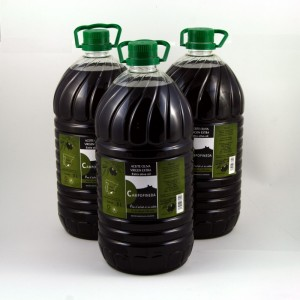 Botella de pet de 250ml