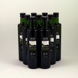 Cosecha Nov 2017 ( 9 x 500 ml vidrio)