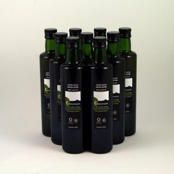 Cosecha Nov 2020 ( 9 x 500 ml vidrio)