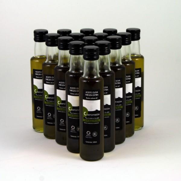 Cosecha Nov 2018 ( 15 x 250 ml vidrio )